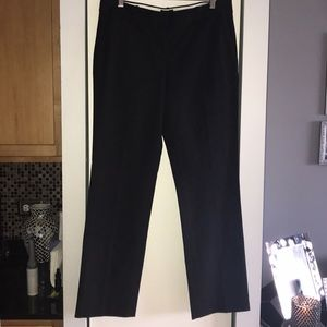 BRAND NEW JCrew Black Pants